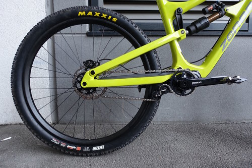 Image result for pinion full suspension