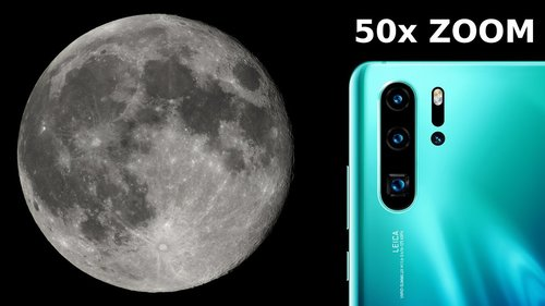 Image result for huawei p30 pro moon photo